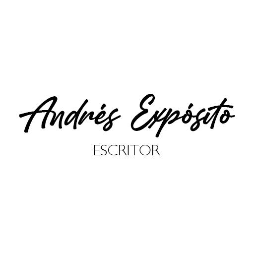 Logotipo Andrés Expósito, escritor y director de la revista En Tiempos de Aletheia. La Palma. Islas Canarias.